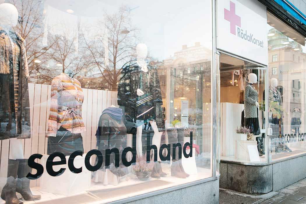 Second hand i falköping